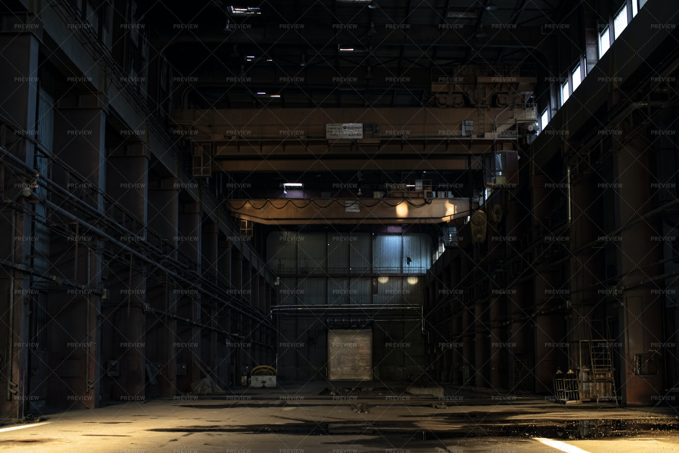 Industrial Hall: Stock Photos