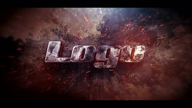 Epic Action Logo 2: After Effects Templates