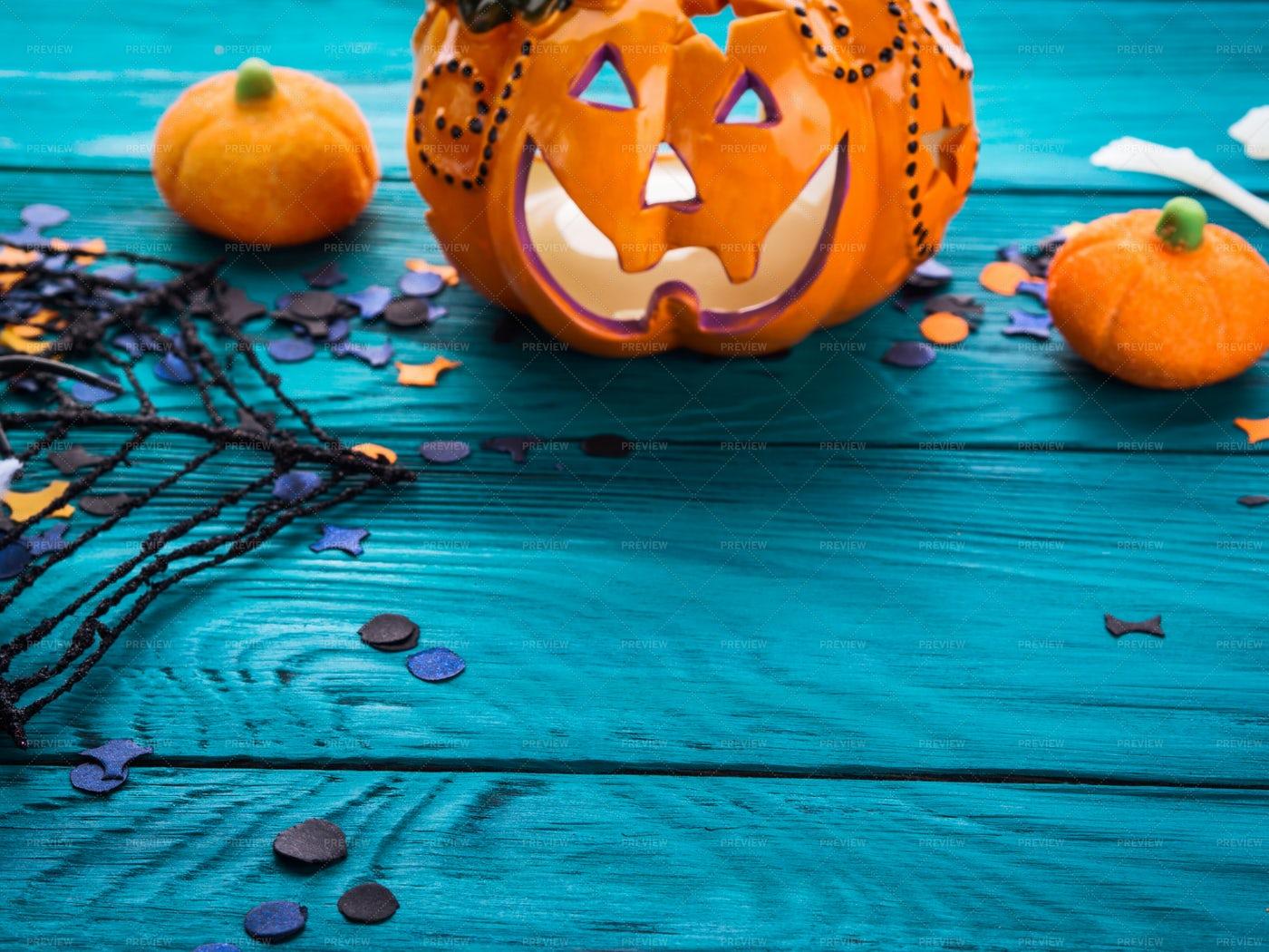 Halloween Trick Or Treat: Stock Photos