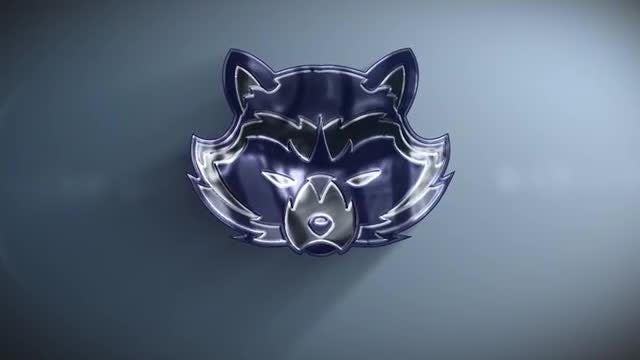 Metallic Logo V01: After Effects Templates
