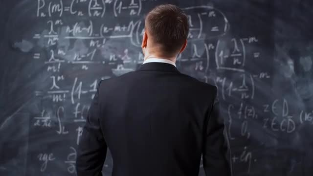 Thinking About Mathematics Solutions : Stock Video