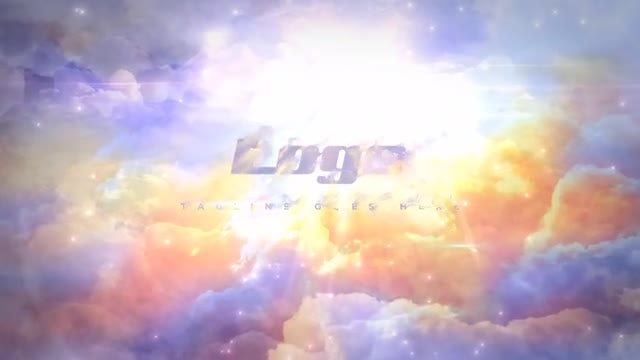Positive Sky Logo Opener: After Effects Templates