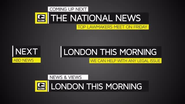 Corporate News Lower Third Pack: After Effects Templates