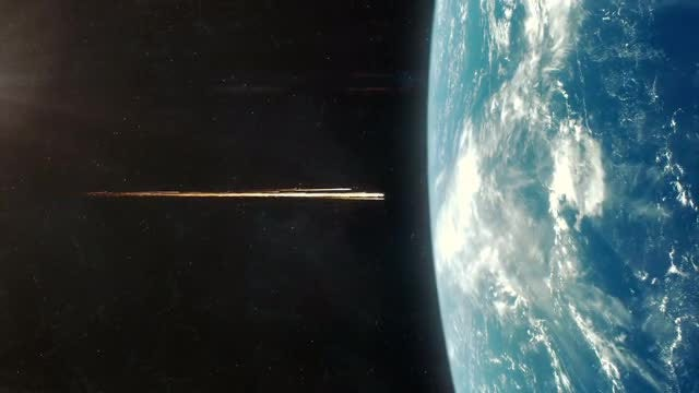 Asteroid Impact: Stock Motion Graphics