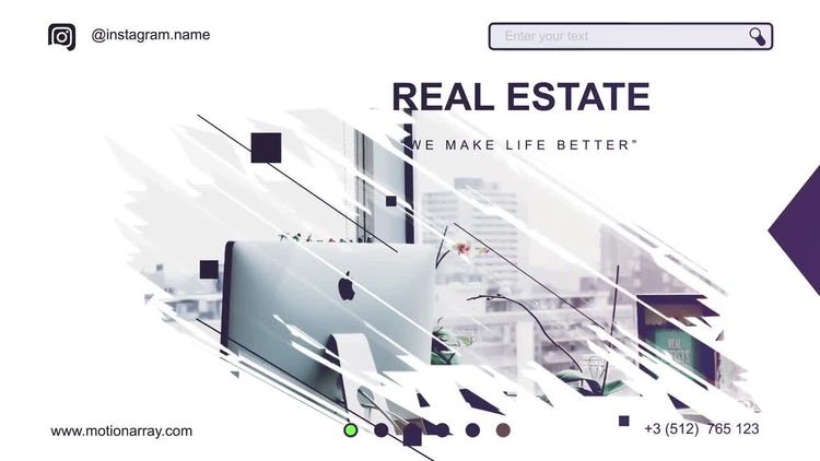 Real Estate Business: After Effects Templates