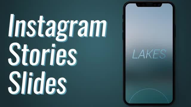 Instagram Stories Slides: Premiere Pro Templates