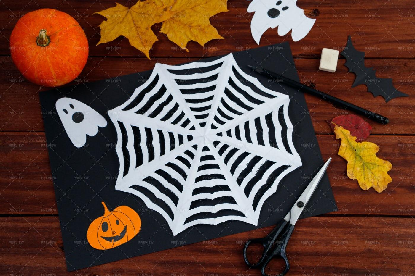 Halloween DIY Crafts: Stock Photos