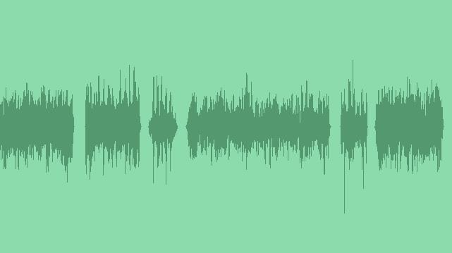 Working Machine: Sound Effects