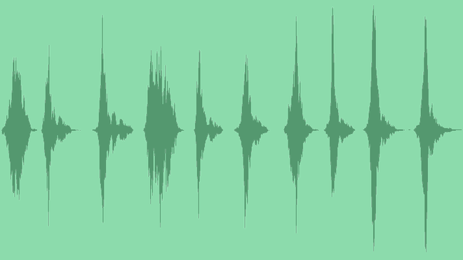 Electric Swoosh: Sound Effects