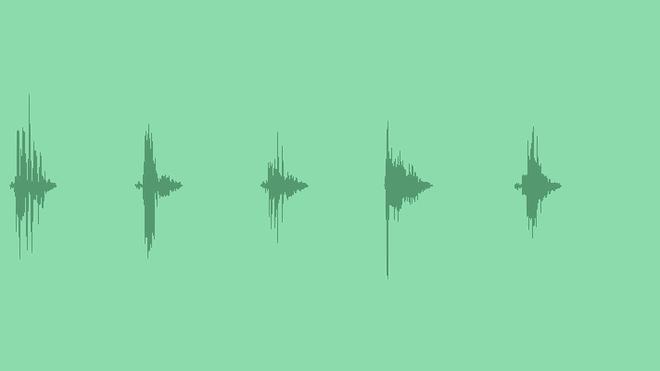 Selectors - Web Site Elements: Sound Effects