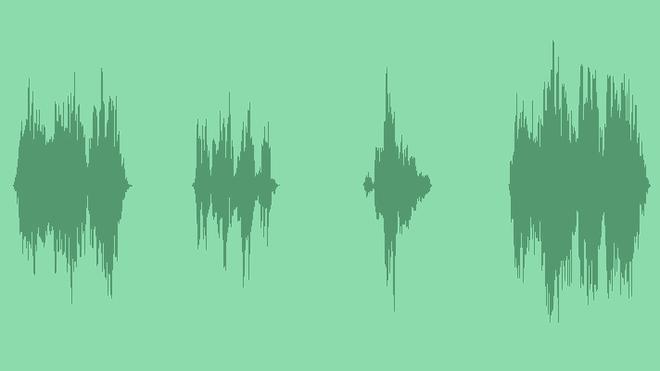 Vinyl Scratching : Sound Effects