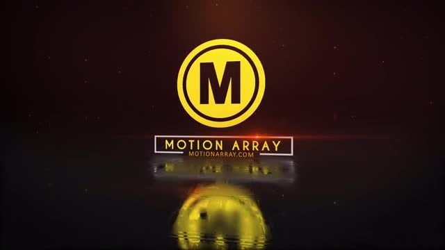Logo Fire Reveal: After Effects Templates