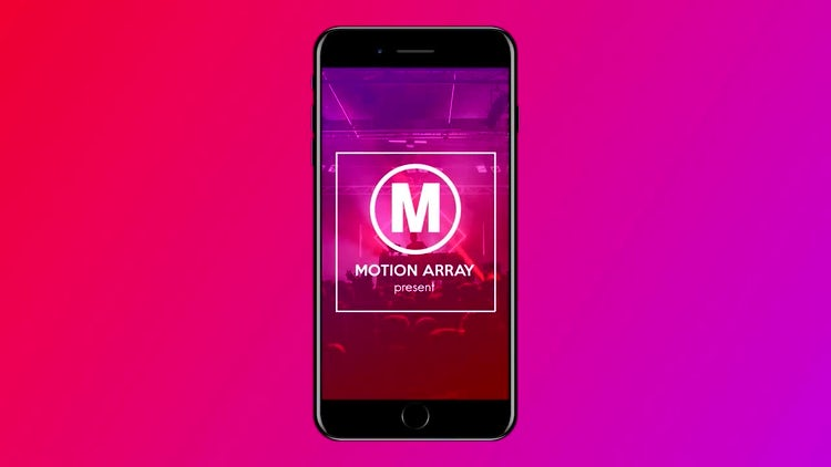 Instagram Stories Event Promo : After Effects Templates
