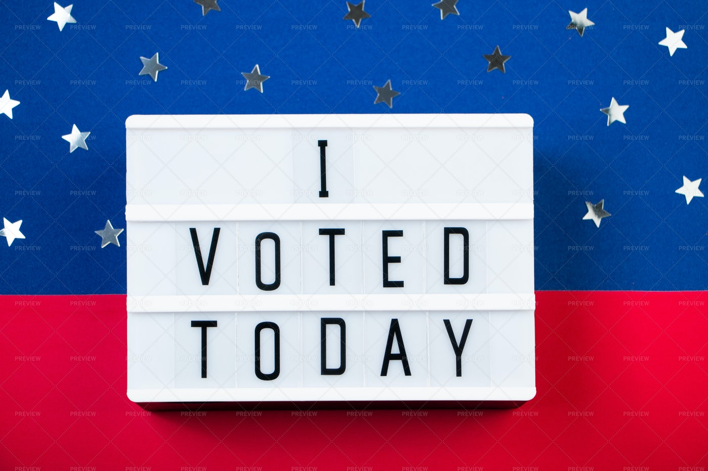 USA Election Day: Stock Photos