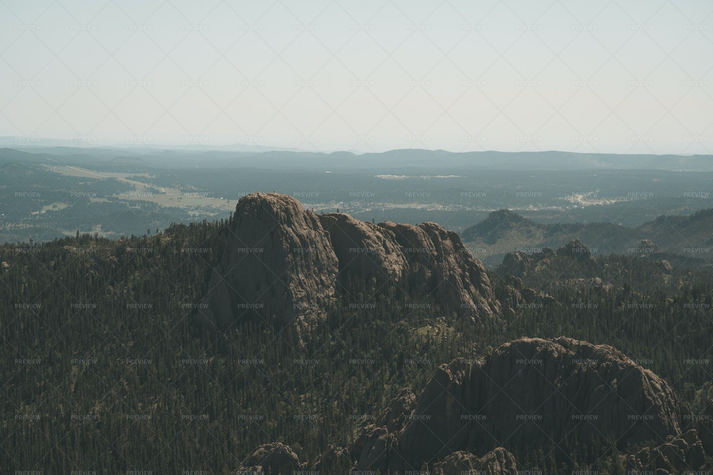 Custer State Park: Stock Photos