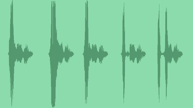 Cartoon Slip: Sound Effects