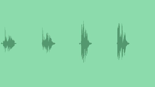 Happy Bonus Grab: Sound Effects