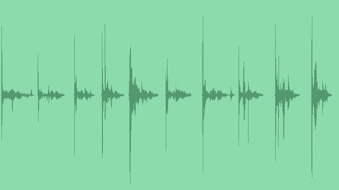 Breaking Rocks: Sound Effects