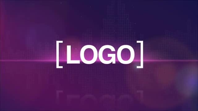 Grid Logo: After Effects Templates
