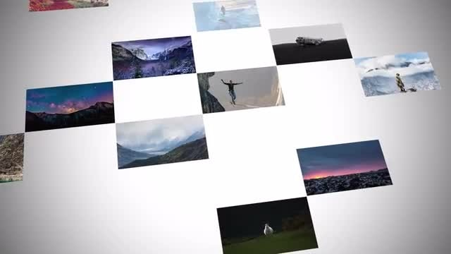 Multi Media Logo Reveal: Premiere Pro Templates