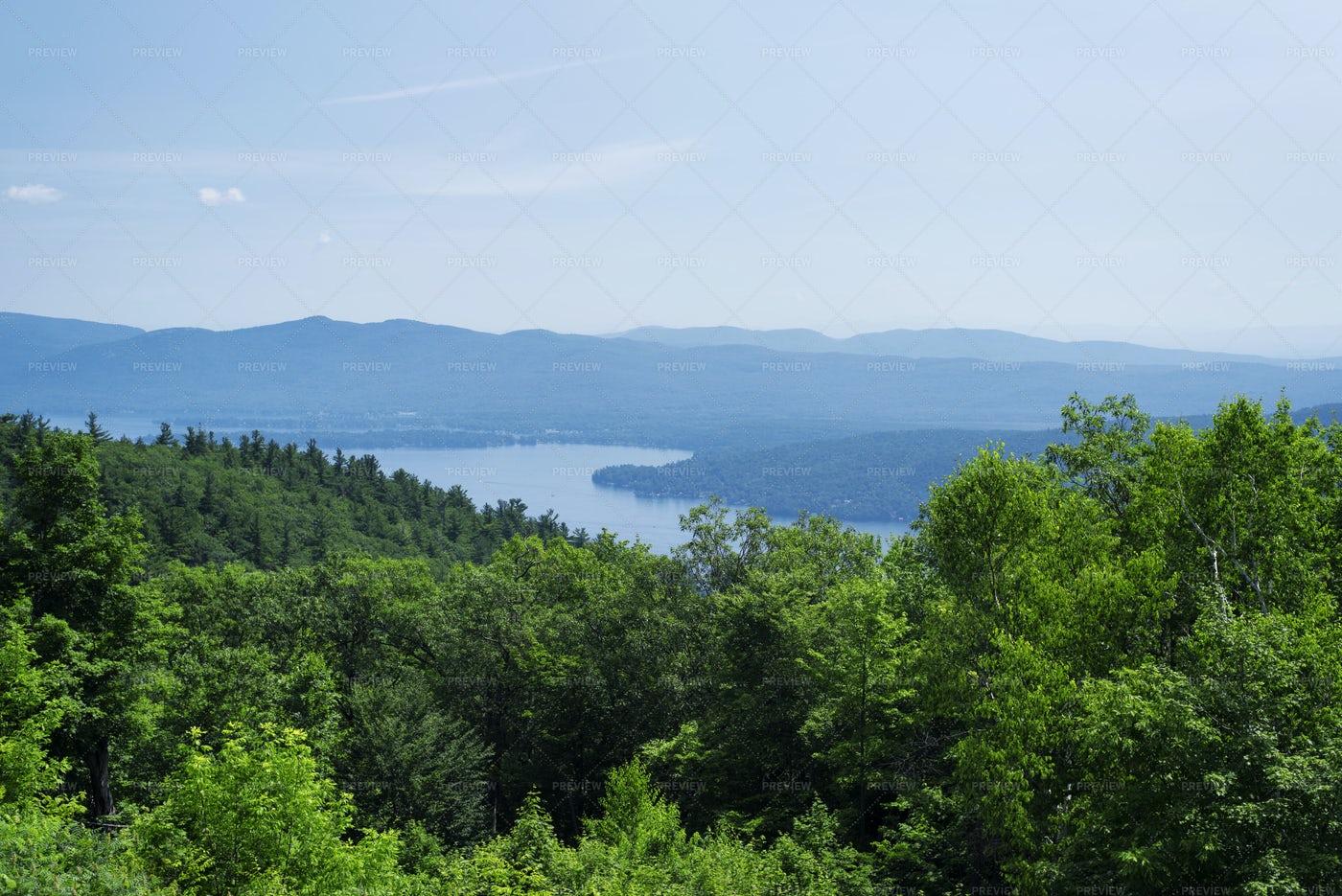 Lake George: Stock Photos