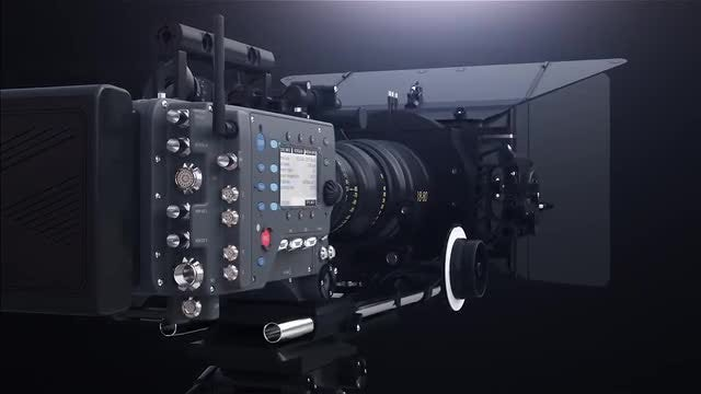 Professional Camera Rig: Stock Motion Graphics