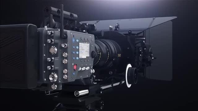 Professional Camera Rig: Stock Motion Graphics