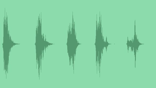 Time Warps: Sound Effects