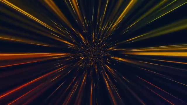 Fast Space Background 4K: Stock Motion Graphics