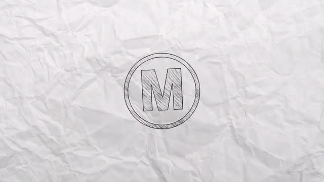 Pencil Drawing Logo: After Effects Templates