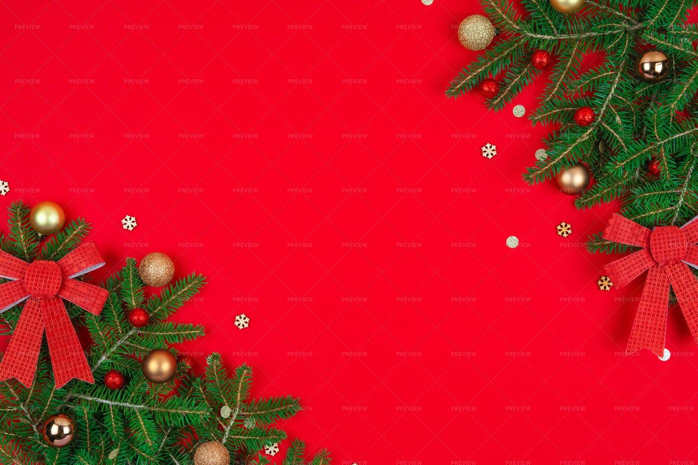 Christmas Card: Stock Photos