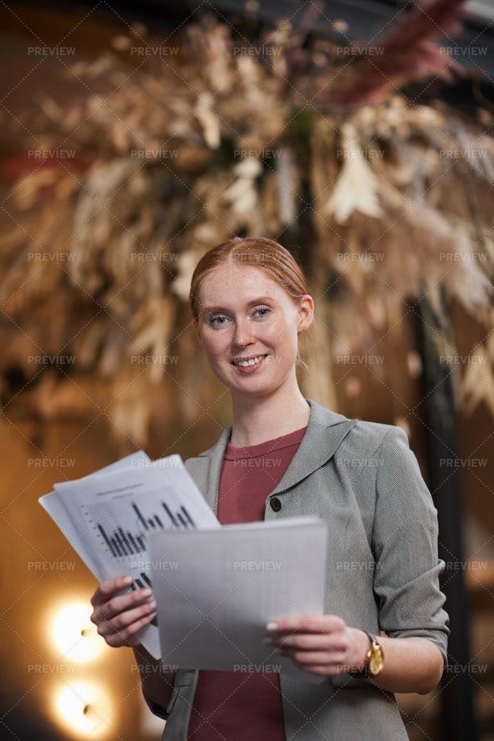 Reviewing Paperwork: Stock Photos