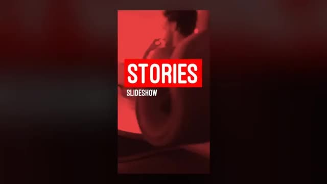 Instagram Stories Slideshow: Premiere Pro Templates