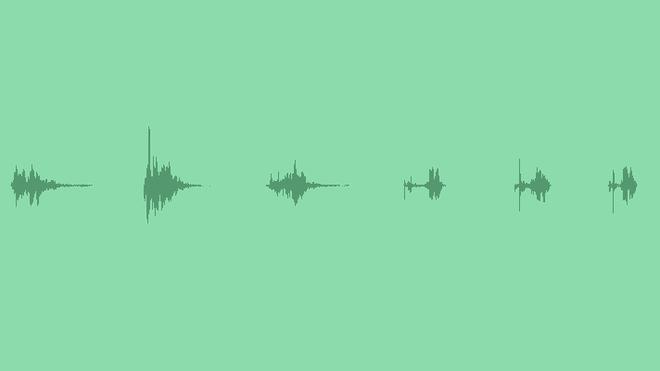 A splash of water SFX: Sound Effects