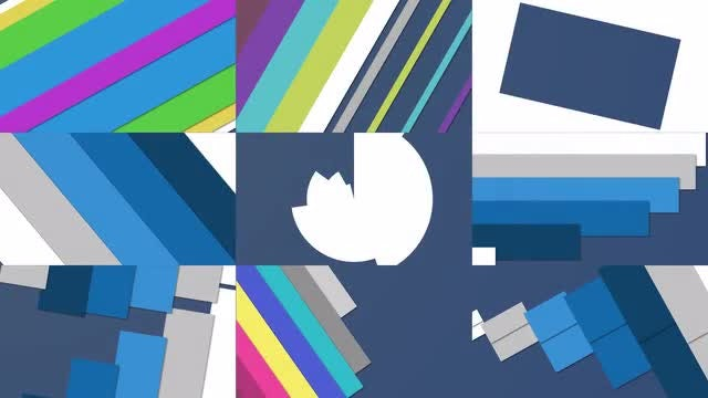 Dynamic Transitions Pack: After Effects Templates