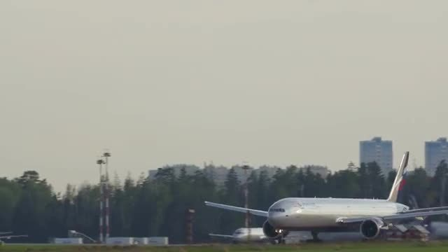 Plane Taking Off: Stock Video
