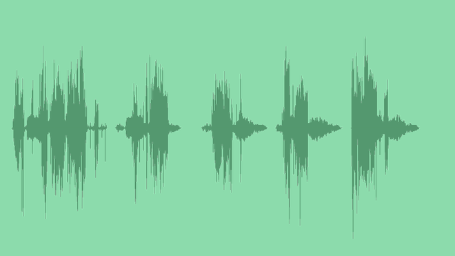 Glitch FX: Sound Effects
