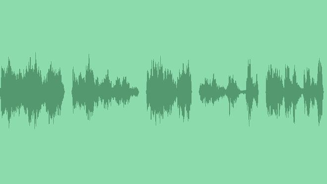 Empty Alien Planet: Sound Effects