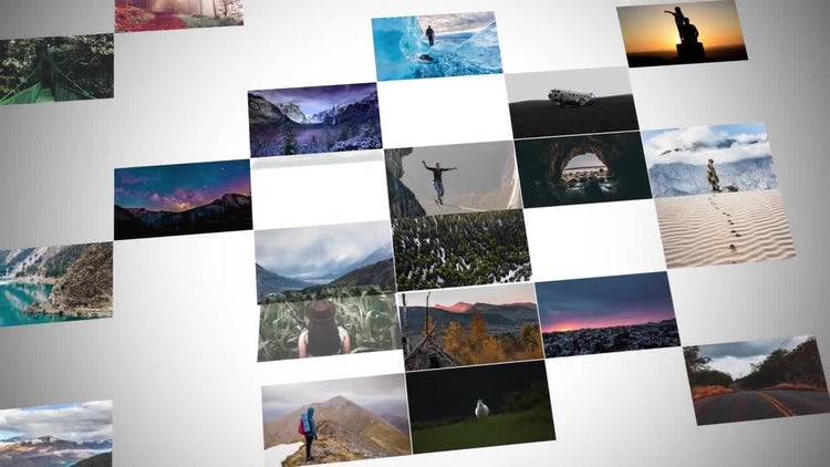 Multi Media Logo Reveal: After Effects Templates
