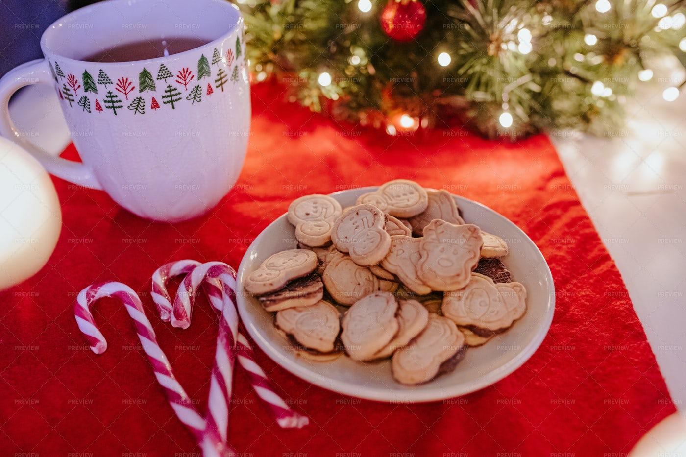 Chritsmas Cookies: Stock Photos