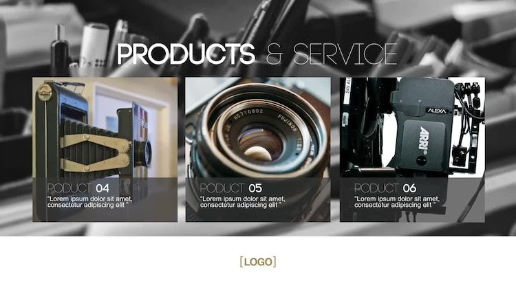 Perfect Business: After Effects Templates