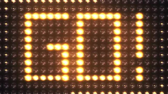 Go! LED VJ Background: Stock Motion Graphics
