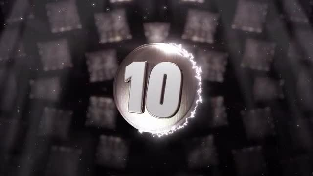 Electric Top Ten: Stock Motion Graphics