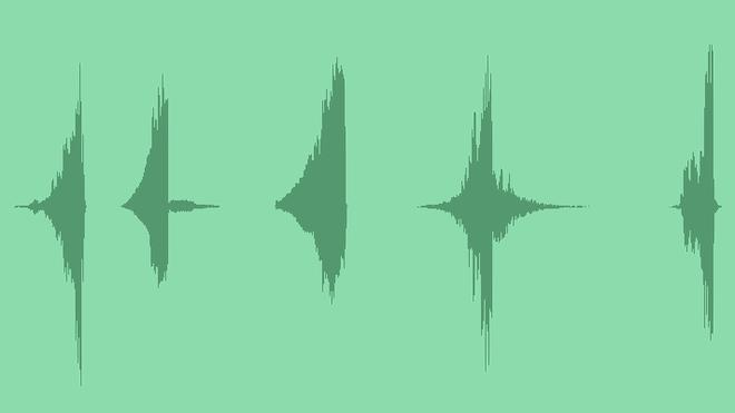 Riser Transition: Sound Effects