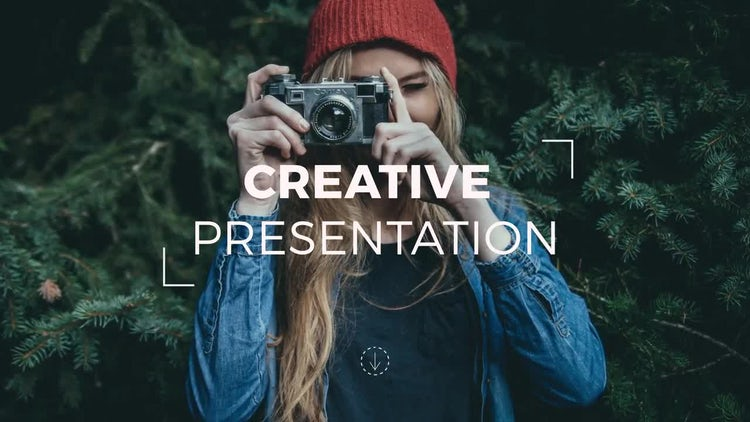 Creative Presentation : After Effects Templates
