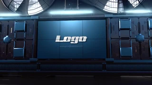 Display Logo: After Effects Templates
