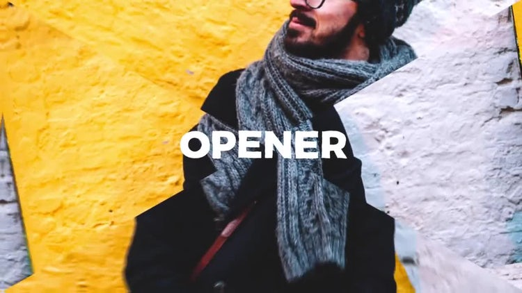 Opener/Intro: After Effects Templates