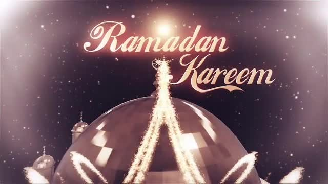 Ramadan Kareem: After Effects Templates