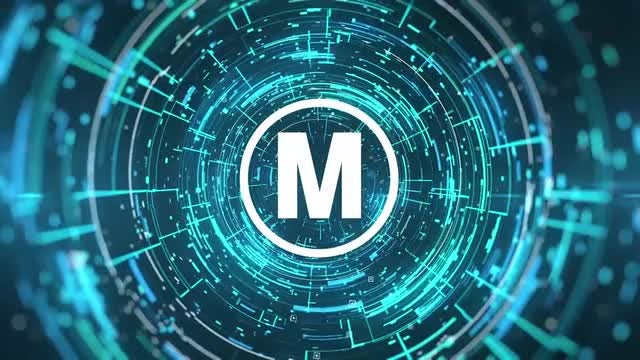 Cyber Logo Reveal: After Effects Templates