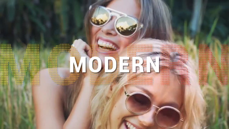 Slideshow  Dynamic: After Effects Templates